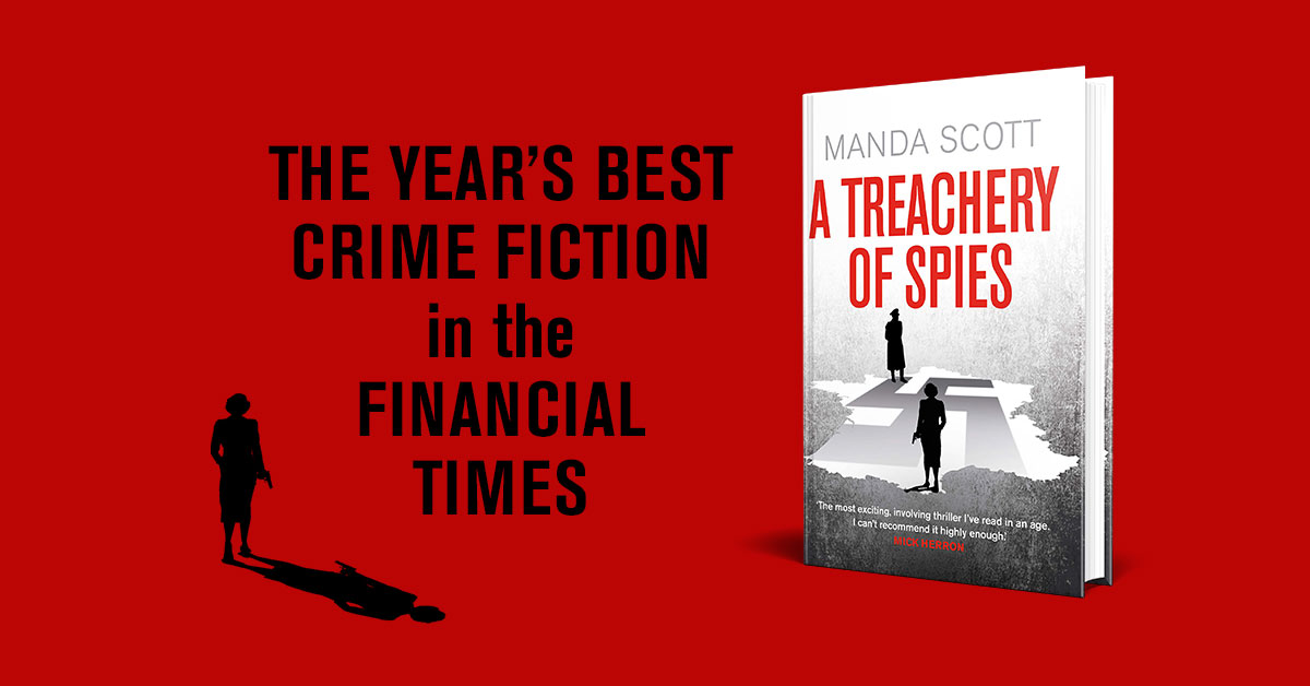 The Year's best Crime Fiction in the Financial Times
